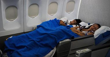 First class sleeper seats