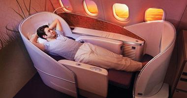 First class flat bed