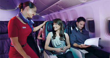 Virgin Australia International Premium Economy
