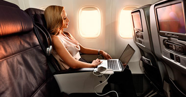 Virgin Australia International In-flight Entertainment