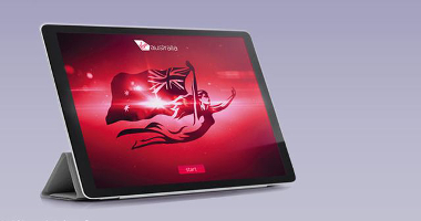 Virgin Australia Domestic On-board Entertainment