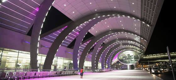 Dubai International Airport: Terminal 3