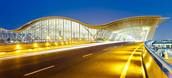 Shanghai Pudong Int L Airport Pvg Guide Flight Centre