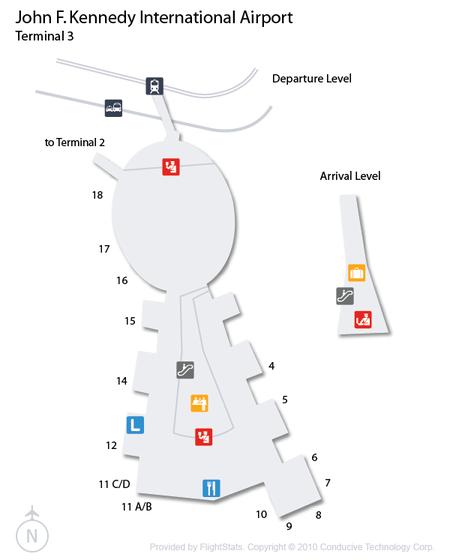 John F. Kennedy International Airport Terminal 3