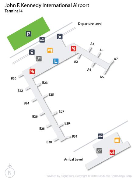 John F. Kennedy International Airport Terminal 4