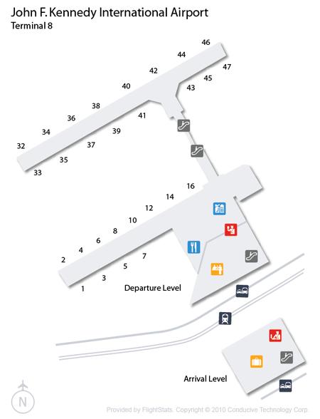 John F. Kennedy International Airport Terminal 8