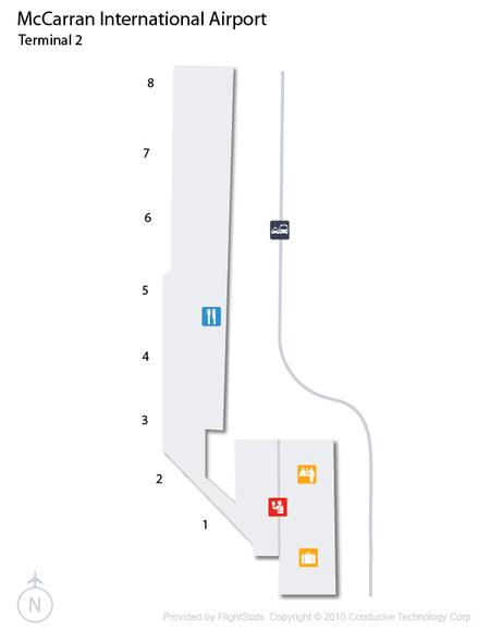 McCarran International Airport Terminal 2