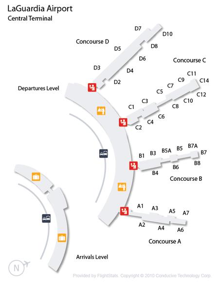 LaGuardia Airport Central Terminal
