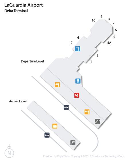 LaGuardia Airport Delta Terminal