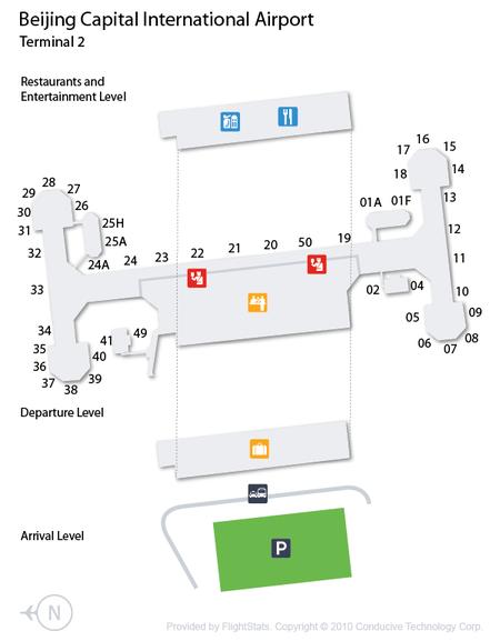 Beijing Capital International Airport PEK Guide Flight Centre