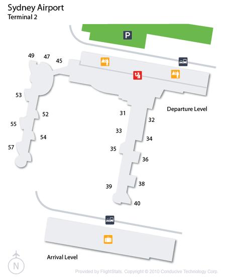 Sydney Airport Terminal 2