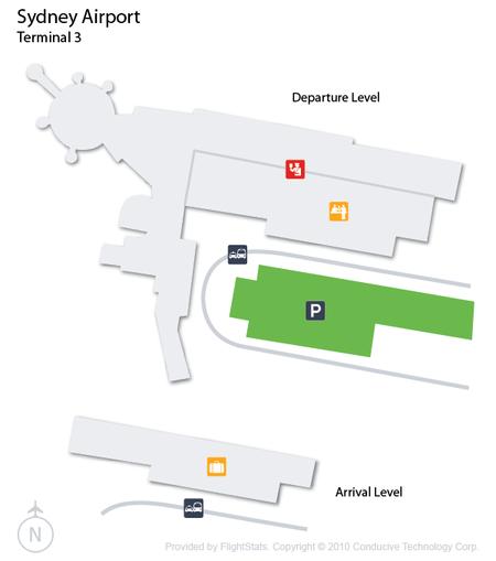 Sydney Airport Terminal 3