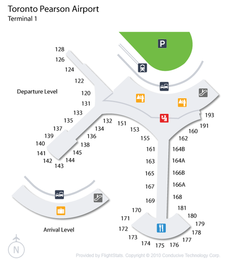 Toronto Pearson International Airport: Toronto Airport (YYZ) Guide