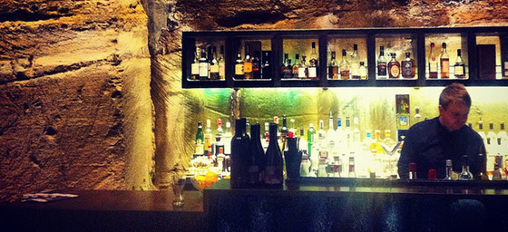 The basement bar at MONA in Hobart | by Flight Center's Anna Howard