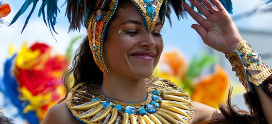 Celebrate Carnival Costa Rica style