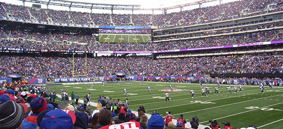 NFL at MetLife Stadium in New Jersey | by Flight Centre's James Sheppard