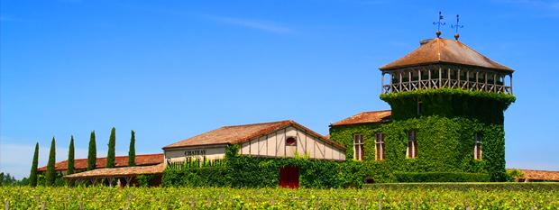 Bordeaux France - Pessac Leognan Winery