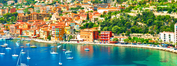 France travel - Nice