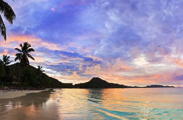 Coastline, Seychelles