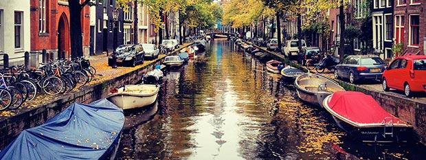Amsterdam Flights