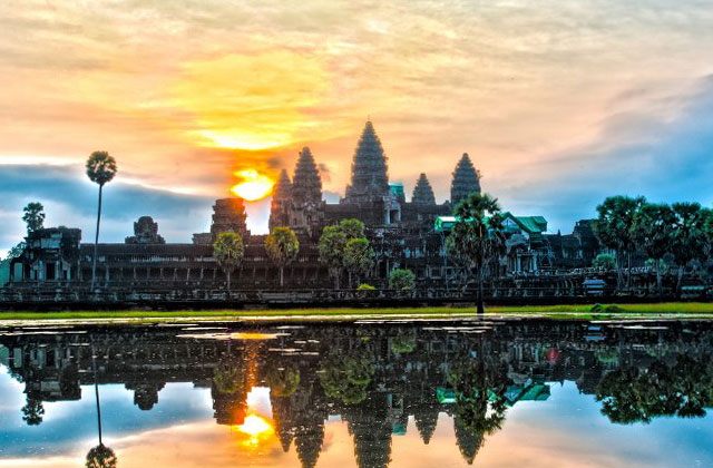 Angkor Wat, Cambodia | by Flight Centre's Ken Ng