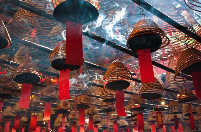 Incense Sticks, China