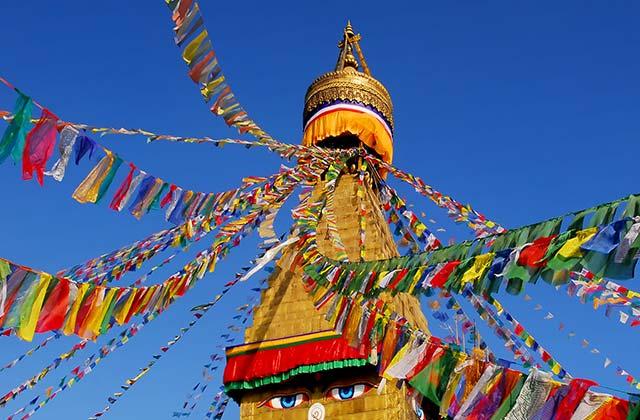 Boudhanah, Kathmandu, Nepal