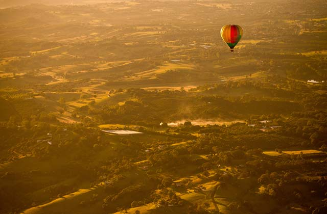 Hot Air Ballooning, Victoria