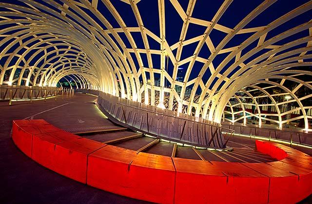 Webb Bridge, Melbourne, Victoria