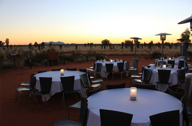 Sounds of Silence Dinner, Northern Territory| by Flight Centre's Jade Webb