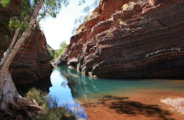Hamersley Gorge, Western Australia