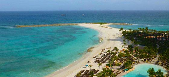 Bahamas: View from Atlantis Resort