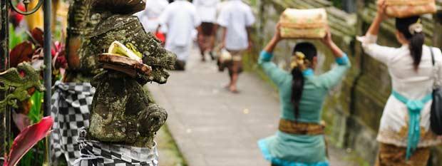 Bali Travel - Locals