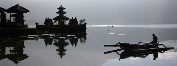 Bali Travel - Water Temple