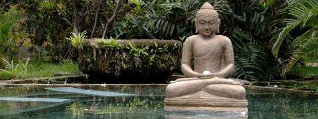 Bali Travel - Buddha