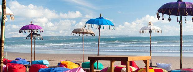 Bali Travel - Beach-side Resort