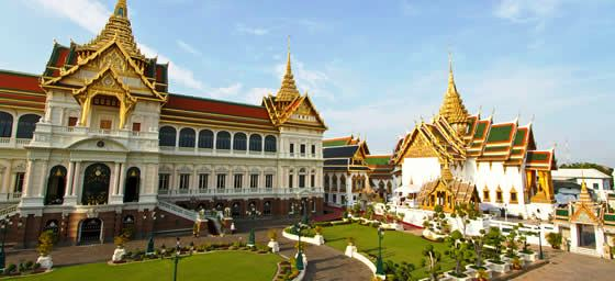 Flights to Bangkok: Grand Palace