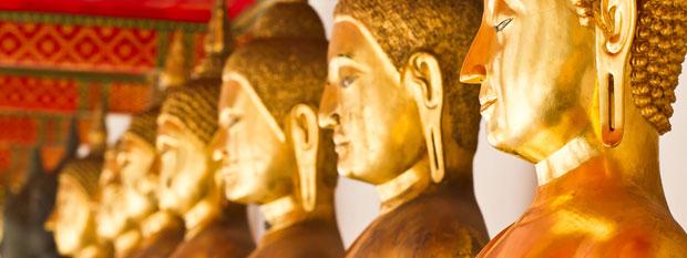 Bangkok Travel to Temples