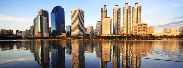 Bangkok Travel to City