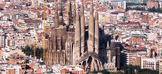 Barcelona: Sagrada Família