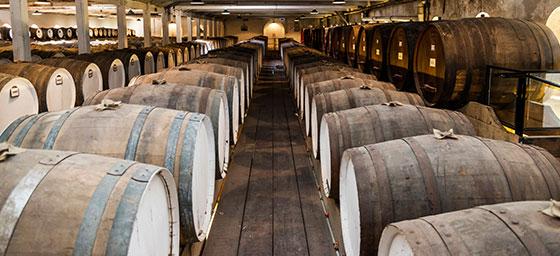 Barossa Valley: Wine Barrels