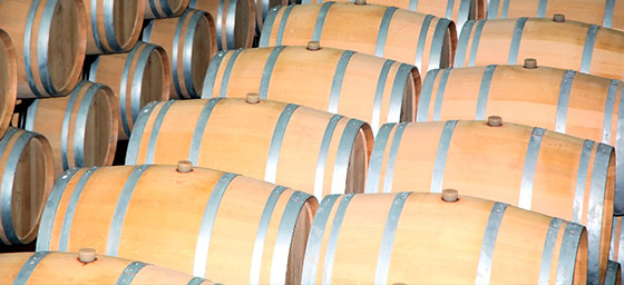 Barossa Valley: Wine Barrels