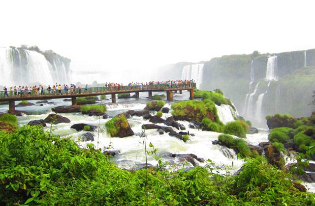 Iguaçu Falls | by Flight Centre's Kimberley Scriven