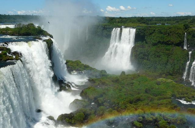 Iguaçu Falls | by Flight Centre's Jayne Price