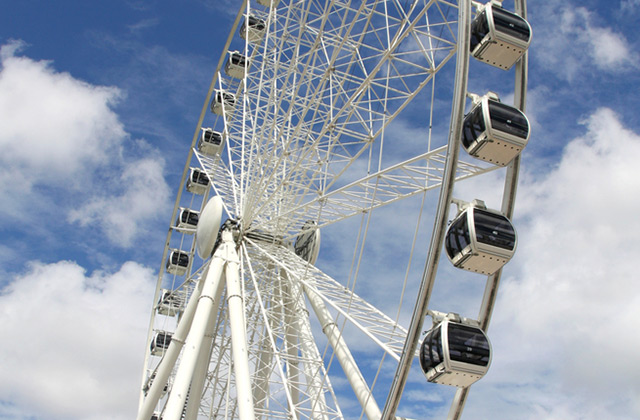 The South Bank Wheel