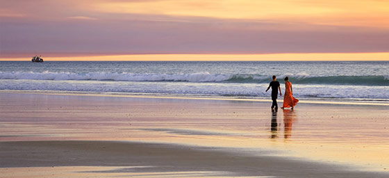 Broome: Cable Beach Sunset