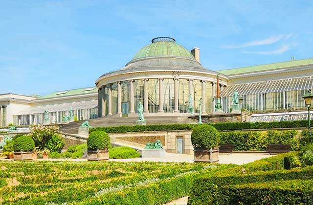 The National Botanic Garden of Belgium