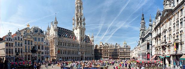 Cheap Car Hire Brussels Belgium