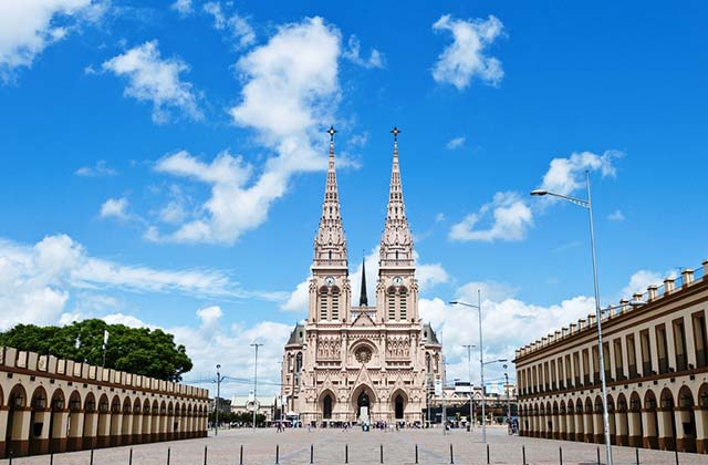 Basilica of Our Lady of Luján