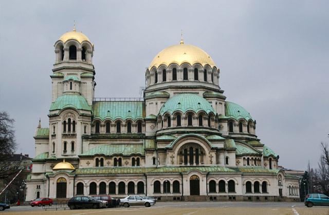 Alexander Nevsky Memorial Cathedral, Sofia